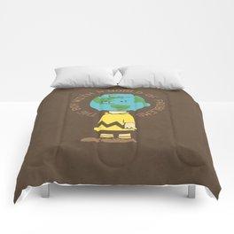 Charlie World Comforters