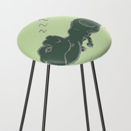 DINOSNORE Counter Stool