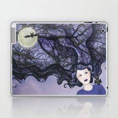 bat girl Laptop & iPad Skin