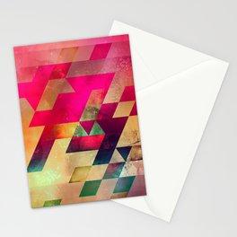 syx nyx Stationery Cards