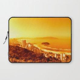 Costal Panorama Laptop Sleeve