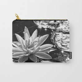 Shining silver in the sun Carry-All Pouch