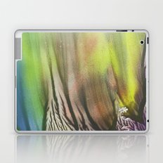 Waterfall - watercolor painting Laptop & iPad Skin