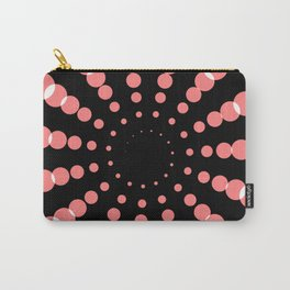 simple light spiral Carry-All Pouch
