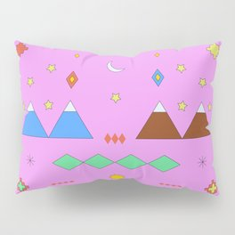 Visiting Temuco Pillow Sham