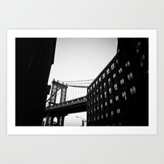 Once upon a time in America Art Print