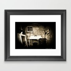 Wine Cellar? Framed Art Print