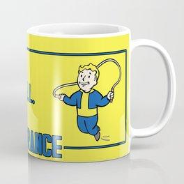 Endurance S.P.E.C.I.A.L. Fallout 4 Coffee Mug