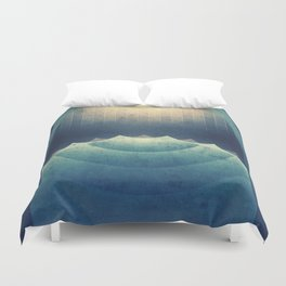 Europa - The Great Lakes Duvet Cover