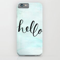 Hello iPhone 6s Slim Case