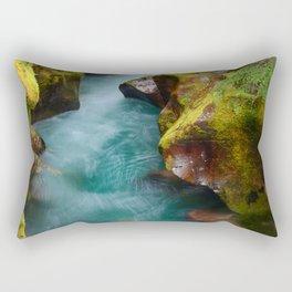 Avalanche Falls Rectangular Pillow