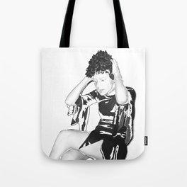 Wig Tote Bag
