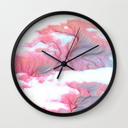 Feel Free Wall Clock
