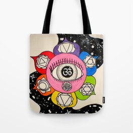 Enlightened Truth Tote Bag