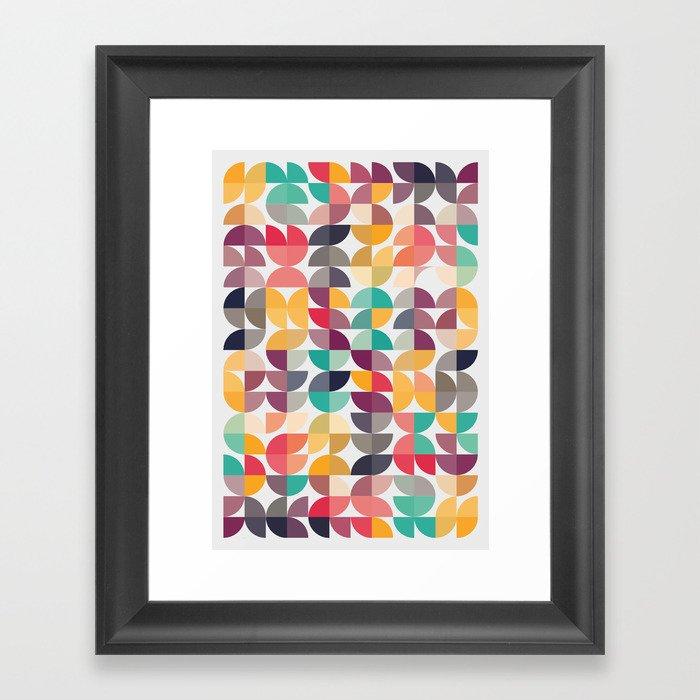 Talk Talk Framed Art Print