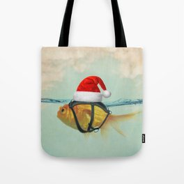 A Brilliant Disguise Christmas Tote Bag