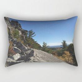 The Climb Rectangular Pillow
