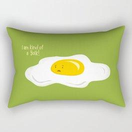 Kind of ... Rectangular Pillow