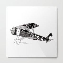 Fokker D.XVI Metal Print