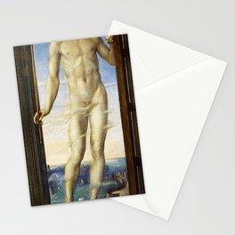 Edward Burne-Jones - Day - Digital Remastered Edition Stationery Cards