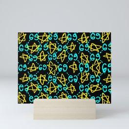 SIXTYNINE Mini Art Print