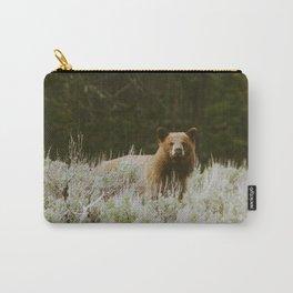 Bush Bear Carry-All Pouch
