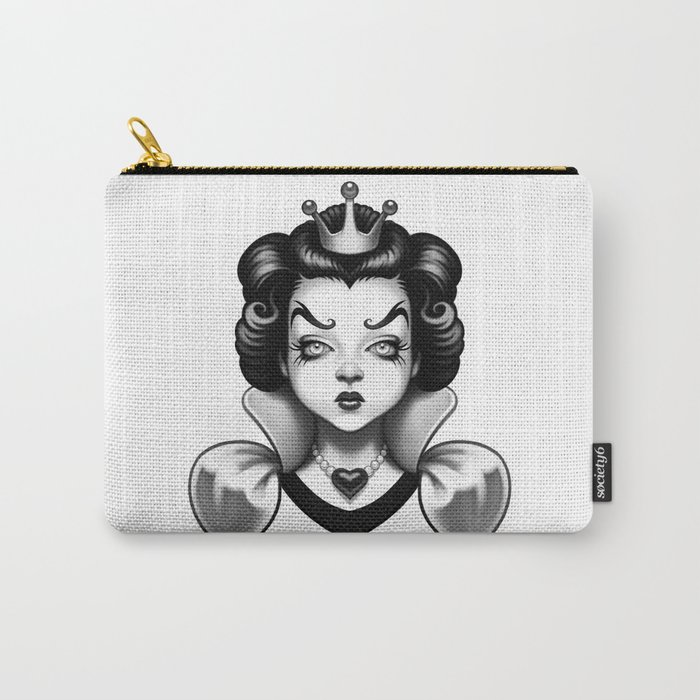 Snow White's Disenchantment Carry-All Pouch
