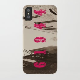 Paris, IL iPhone Case