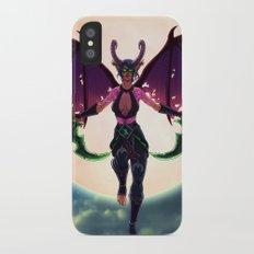 Demon Hunter iPhone X Slim Case
