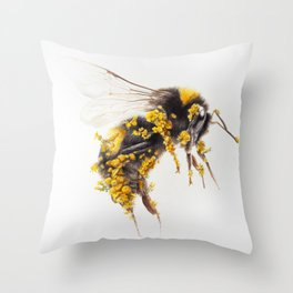 Perennial Defender Throw Pillow