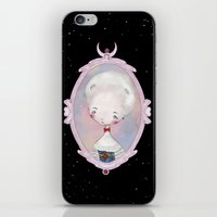 sailormoon iPhone & iPod Skins featuring ♥18th century Sailor Moon♥ by Lili Um
