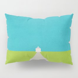 Mussended Temple, Northern Ireland Pillow Sham