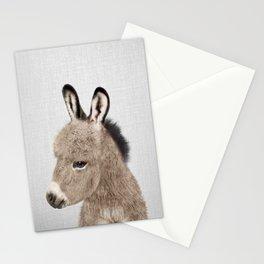 Donkey - Colorful Stationery Cards