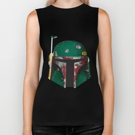 Bounty Hunter Biker Tank