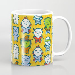 Halloween monsters Coffee Mug