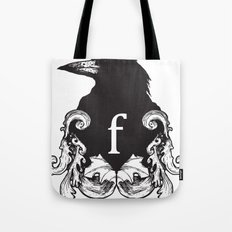 f-rook Tote Bag