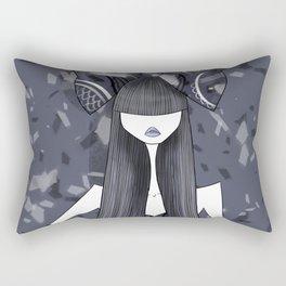 Bowed UP Rectangular Pillow