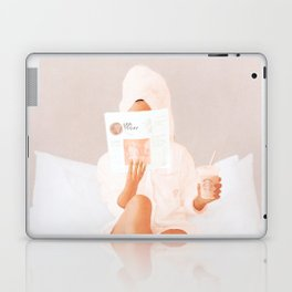 Weekend Morning II Laptop & iPad Skin