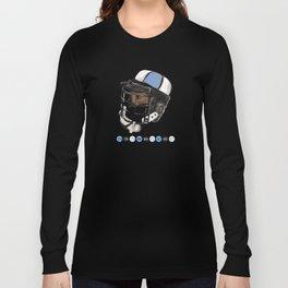 Homewood Helmet Long Sleeve T-shirt
