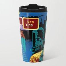 Ghostbusters - You Say Yes Metal Travel Mug