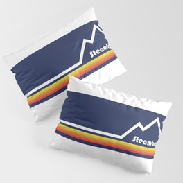 Steamboat Springs, Colorado Pillow Sham