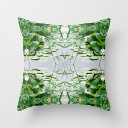 Moeras 1 Throw Pillow