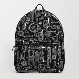 Horns B&W Backpack