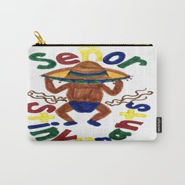 Senor Stinkypants Carry-All Pouch