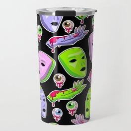 Alien Attack I Travel Mug