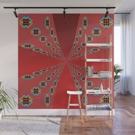 Zoom to Infinity Wall Mural