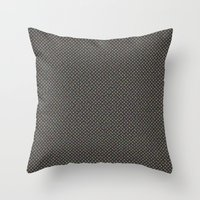 poop Throw Pillows featuring Unicorn Poop by Alisa Galitsyna
