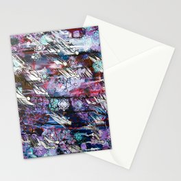 Angel Attack Stationery Cards