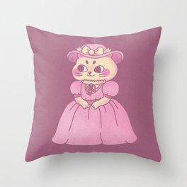 Stepmother Throw Pillow