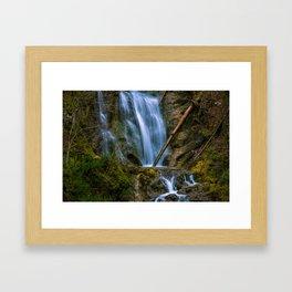 Rock-washer Framed Art Print